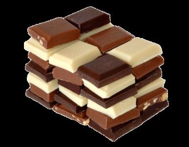 Etude de cas merchandising marché du chocolat La Réunion Marketing Plus